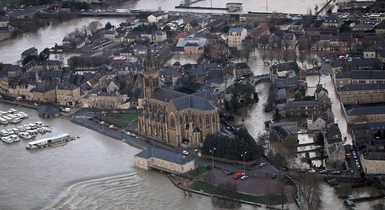 Inondations 1995